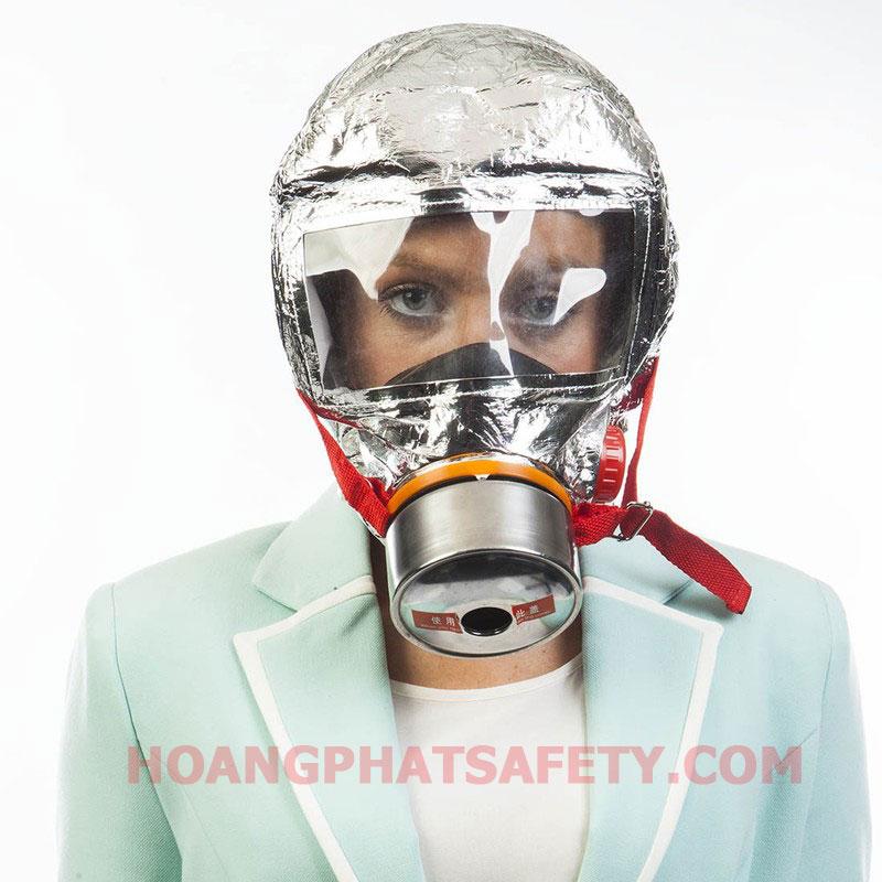 Mặt nạ phòng độc chống khói TZL30